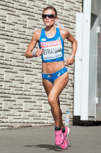 Valeria Straneo alla Maratona di New York chiude al quinto posto