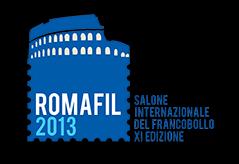 Pietro Mennea,ROMAFIL 2013,Unione Italiana Collezionisti Olimpici e Sportivi (UICOS),Poste Italiane,Palazzo dei Congressi di Roma-EUR