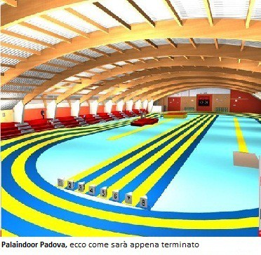palaindoor padova,palaindoor ancona,calendario indoor 2014,notizie di atletica leggera