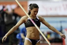 yelena isinbayeva,yarisley silisimbayeva,siti di atletica leggera,atletica notizie