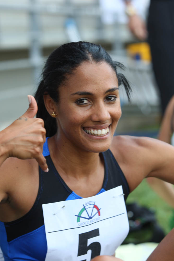 Libania Grenot esordisce sabato nei 400 metri nelle Antille