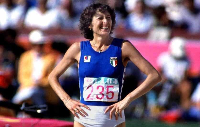 Sara Simeoni proclamata olimpionica del secolo per i 100 anni del CONI