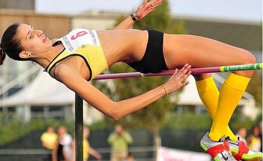 A Conegliano ritorna Alessia Trost nel salto in alto venerdi