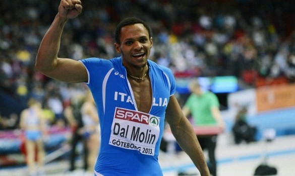 Strepitoso Paolo Dal Molin nei 110 ostacoli, personale a 13.47 !