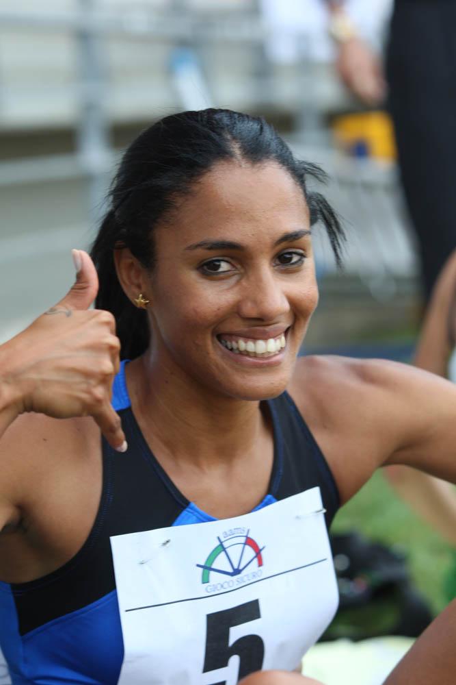 Libania Grenot regina dei 400 metri nella seconda giornata degli assoluti di Rovereto