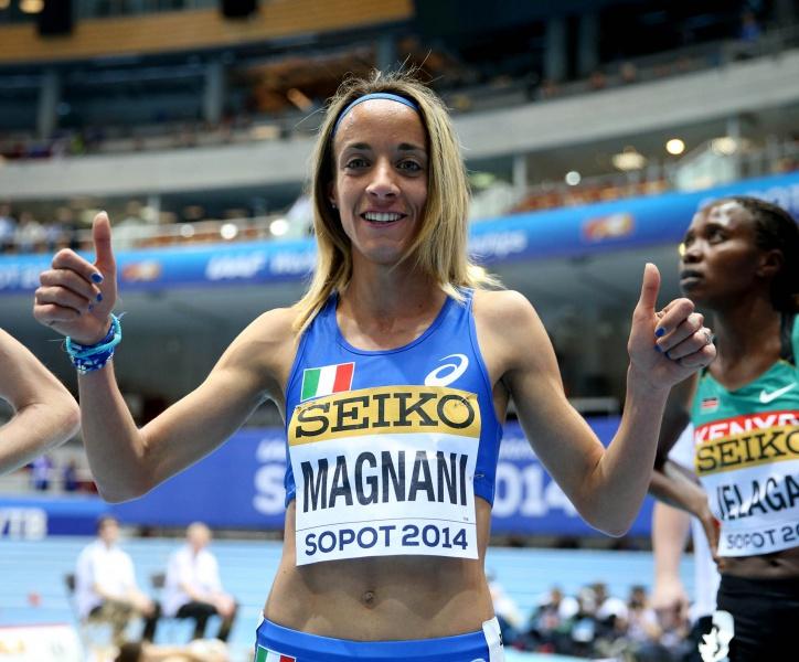 In Belgio Margherita Magnani  stabilisce il personale  nei 1500