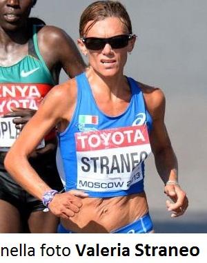 Valeria Straneo vince la 10 km a Parigi