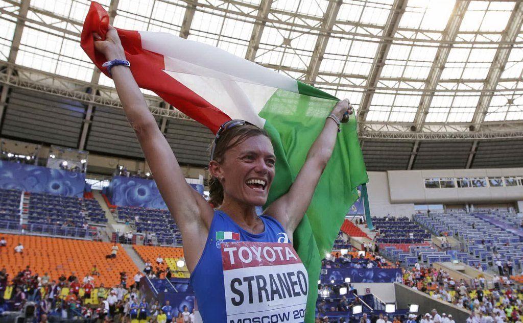 Grande attesa per Valeria Straneo Domenica  alla Maratona di New York