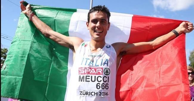 Daniele Meucci atteso alla BO Classic di  Bolzano il 31 dicembre