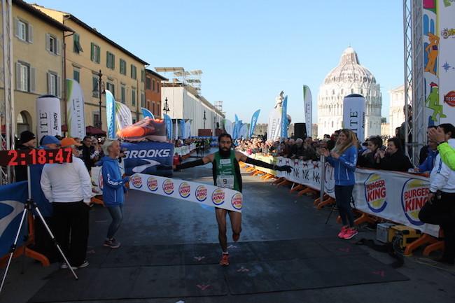 Pisa Marathon, vittorie di Anna Spagnoli e Abdelhadi Tyar