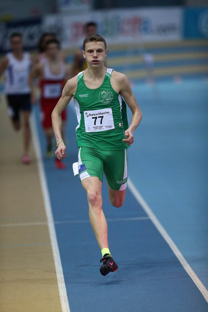 Chiusura con 4 record ai Campionati Italiani Allievi indoor di Ancona