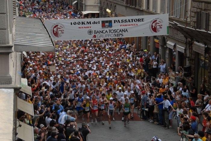 La 100 km del Passatore: il battesimo per gli ultramaratoneti