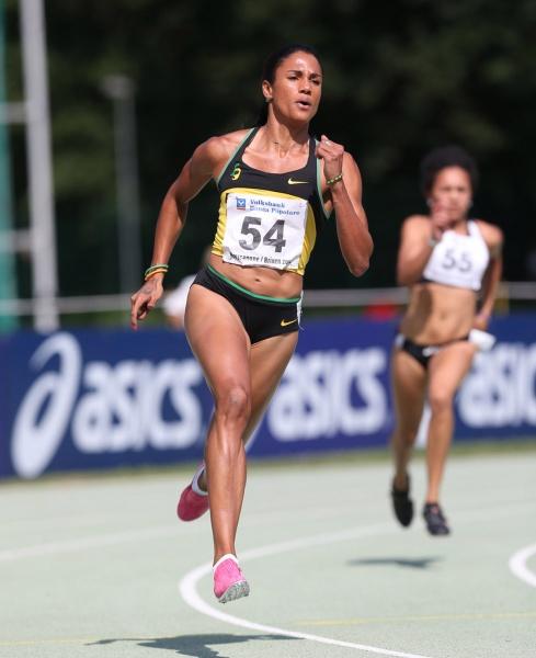 Libania Grenot esordisce in Florida nei 200 metri  in 23.40