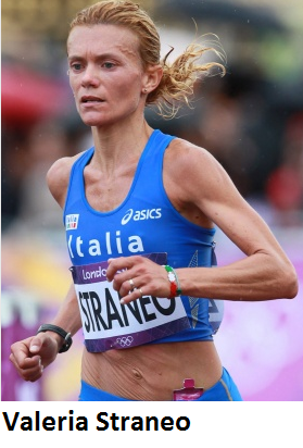 Valeria Straneo quarta a Dublino  nella SPAR Great Ireland Run
