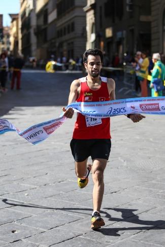 Risultati della Guarda Firenze 2015, vincono Abdullamed Lablaida e Caterina Deiana