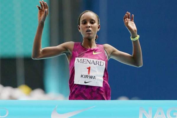Risultati della Gifu Seiryu Mezza Maratona in Giappone di oggi, vince con il record  Eunice Kirwa