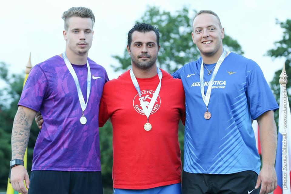 Lingua vince a Budapest e si prende la convocazione per la Coppa Europa, terzo l'altro azzurro Falloni