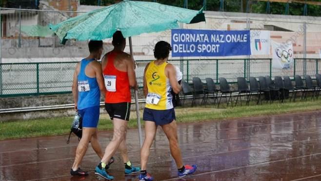 Annullato il Meeting Città di Avellino a causa della pioggia