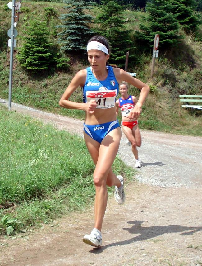Risultati Campionati Italiani individuali e di società di corsa in montagna,vincono Xavier Chevrier ed Elisa Desco
