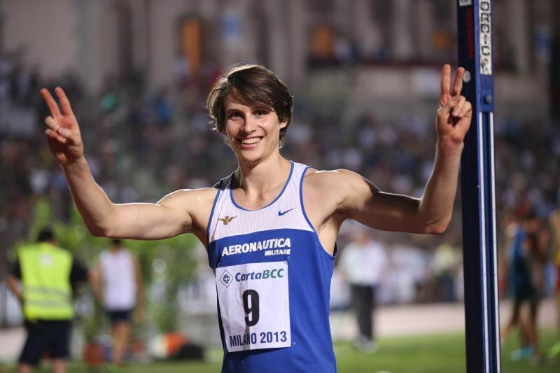 Fassinotti super a Oslo centra il Record Italiano nell'alto