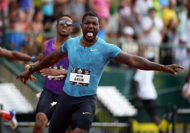 Gatlin spaventa Bolt, ai Trials Usa corre in 19,57!