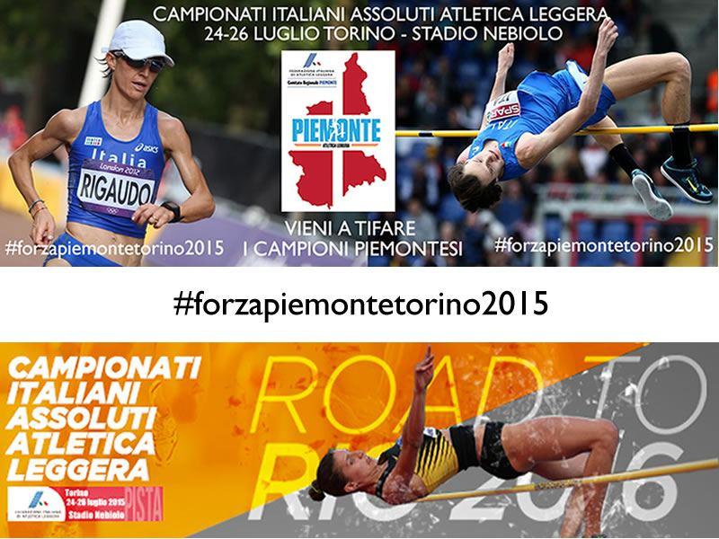 Campionati Italiani Assoluti atletica, presentata ieri a Torino l'edizione del 24 al 26 Luglio