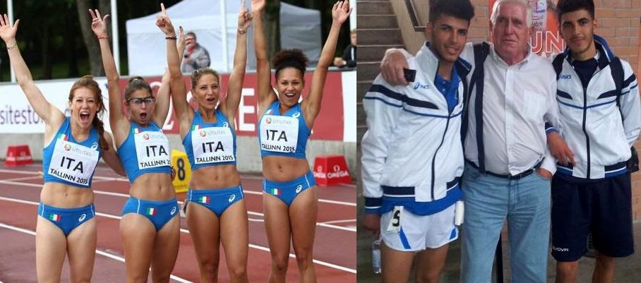 Campionati Europei Under 23: Risultati ultima giornata in una edizione da record per gli azzurri