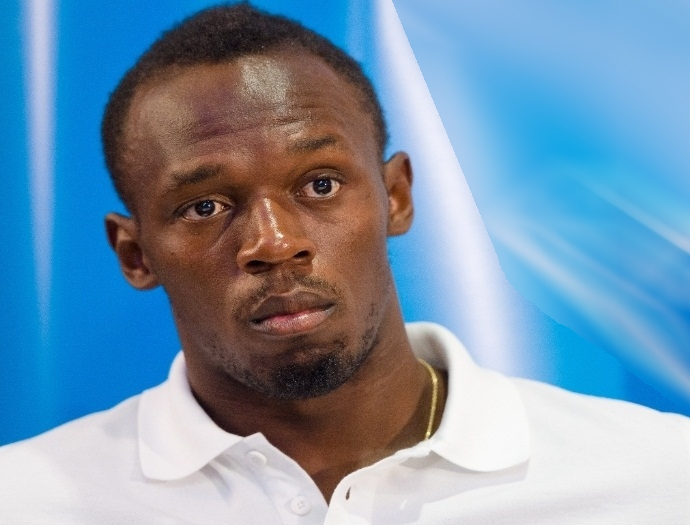 Bolt, dopo l'infortunio in forse i mondiali di Pechino