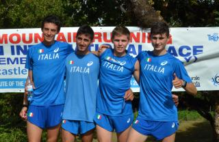 Madeira Europei corsa in montagna: Italia d'oro, Baldaccini di bronzo