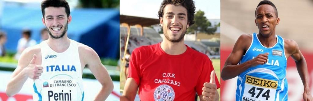 Europei U23: altre tre medaglie per gli azzurri, Abdikadar argento, Perini e Meloni bronzo