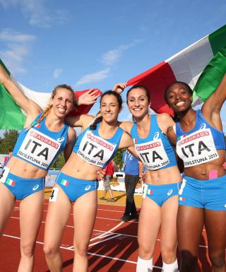 Campionati Europei Junior di Eskilstuna (Svezia): una super Italia da record