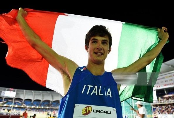 Campionati Mondiali Allievi Cali: Stefano Sottile ORO nell'alto
