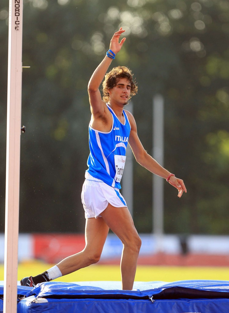 Tamberi domani atteso a Heusden in Belgio dopo il Record Italiano nel salto in alto