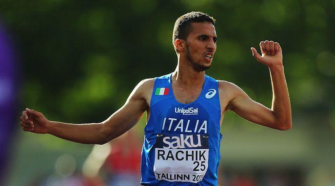 Rachik bronzo agli Europei Under 23 di Tallin