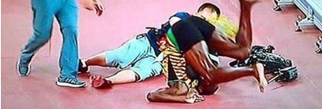 Bolt: Forse è questo l'unico modo per fermalo!
