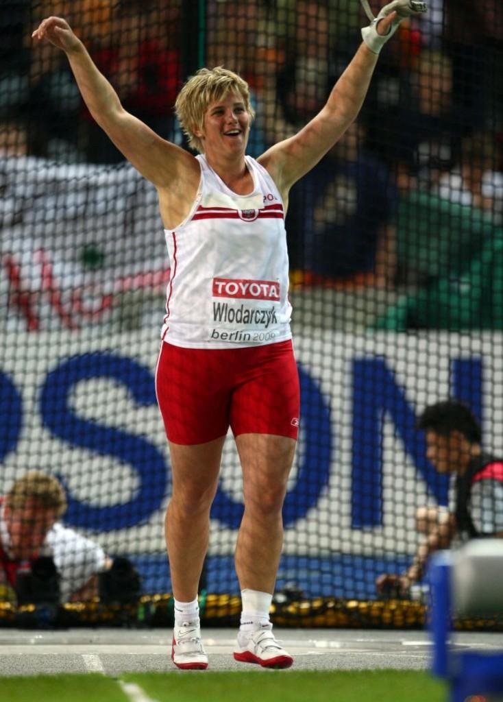 Mondiali Pechino:  la Wlodarczyk nel martello supera gli 80 metri e avvicina il Record Mondiale