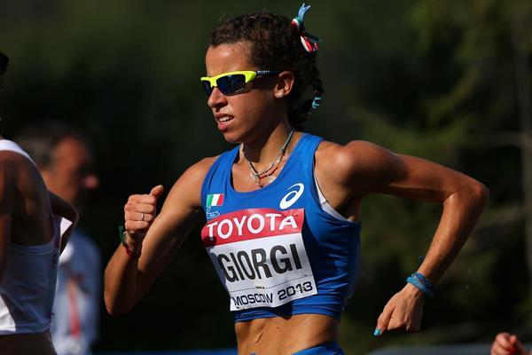 Mondiali pechino, Polemiche per le squalifiche di Eleonora Giorgi e Elisa Rigaudo-Brava Antonella Palmisano-