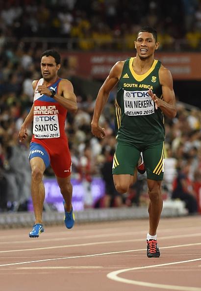 Mondiali Pechino:  nei 400 straordinaria vittoria col brivido per Van Niekerk