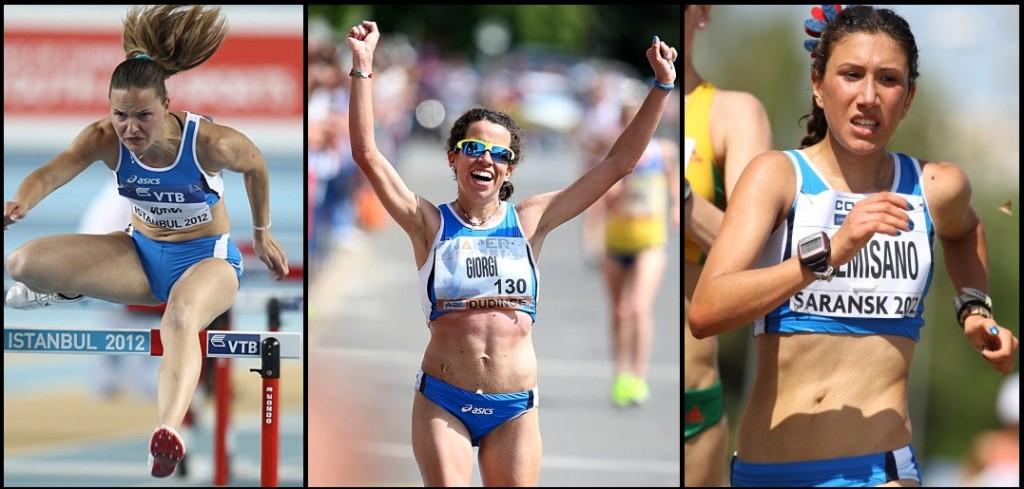 Nel caos del doping, l'Italia guadagna tre medaglie