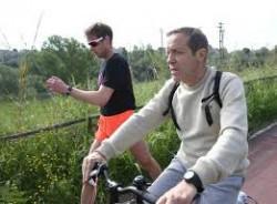 Schwazer:  Giovedi test poco  segreto in una  pista dismessa in Abruzzo