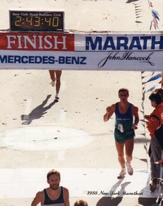 Corrado Mazzetti: corro per divertimento, l'attività fisica mi ha salvato la vita- di Matteo Simone-