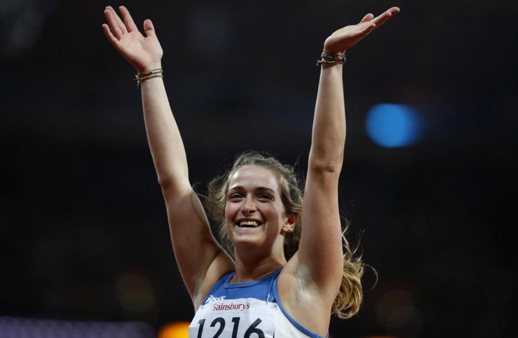 Mondiali paralimpici Doha: Martina Caironi conquista l' argento