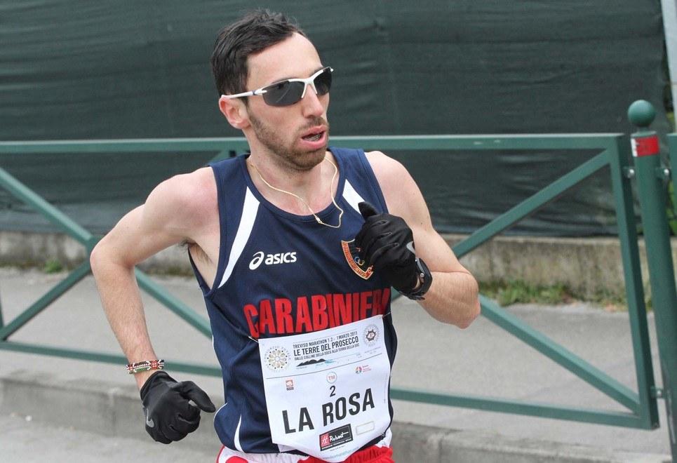 Maratona di Amsterdam: Domani ci sarà anche l'azzurro Stefano La Rosa