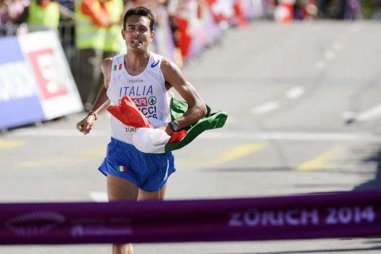 Meucci vince la Mezzamaratona  di Treviso