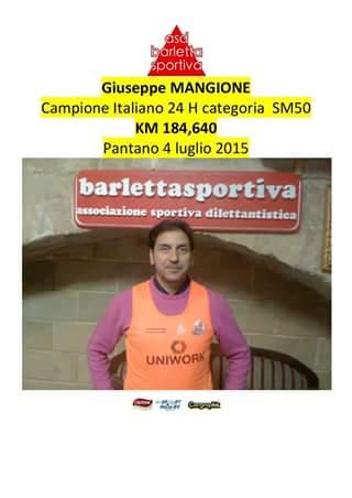 Giuseppe Mangione, ultrarunner: la vita è cambiata in meglio di Matteo Simone