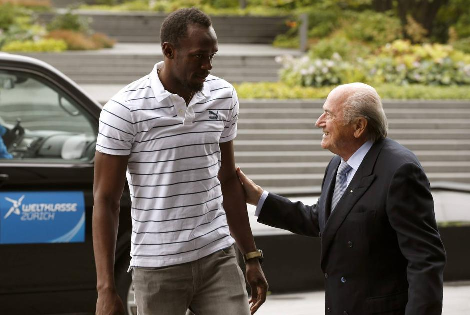 Bolt: Dopo le Olimpiadi di Rio  giocherò a calcio