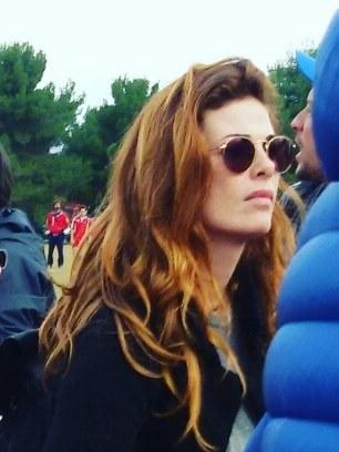 Il rugby caccia l'atletica: tutti si arrabbiano compresa l'attrice Vanessa Incontrada