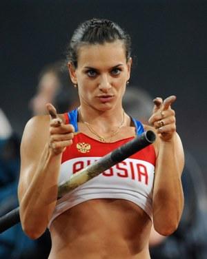 Isinbayeva vuole andare a Rio: dopo penserà  alla presidenza della federazione Russa