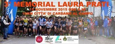 Torna il memorial Laura Prati, appuntamento con la corsa e il ricordo