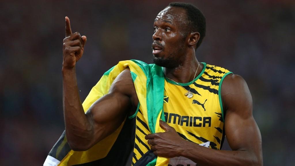 Bolt eletto miglior sportivo mondiale 2015